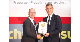 Freeway Fleet in Your Pocket Wins Industry Innovation Challenge