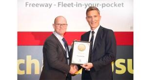 Freeway Fleet in Your Pocket Wins Industry Innovation Challenge