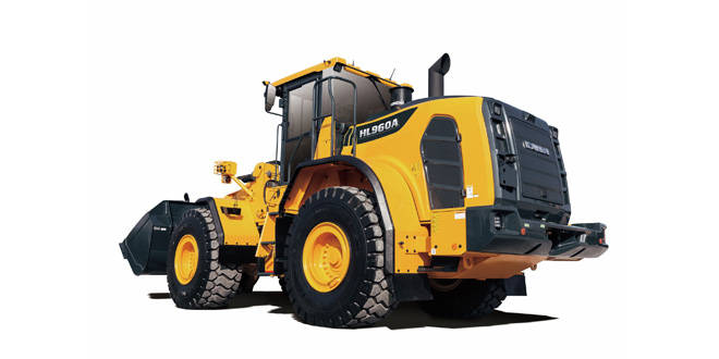Hyundai Construction Equipment Europe (HCEE) kick starts the HL900 wheel loader A-Series with a trio