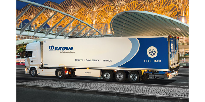 Krone Take 5 to Irelands Prestigious Fleet Transport Awards