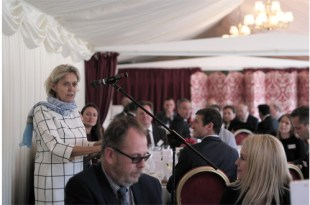 Logistics industry leaders hear Brexit planning updates at UKWA Parliamentary Lunch