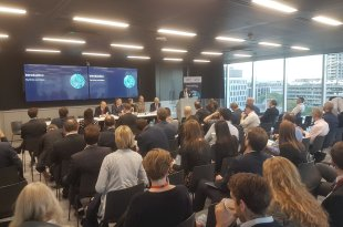BPF Major investment event discusses opportunities within UK recycling market
