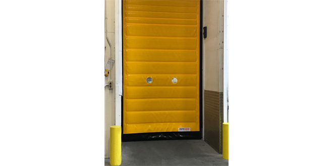 Stertil Dock Products FLEXIEDGE DOOR SUPPORTS 247 PRODUCTION
