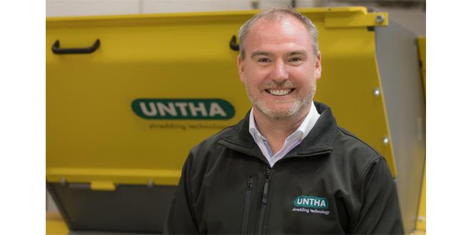 UNTHA UK launches shredder rebuild division