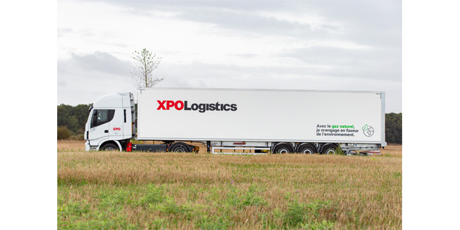 XPO Logistics Expands Fleet of Alternative Fuel Vehicles