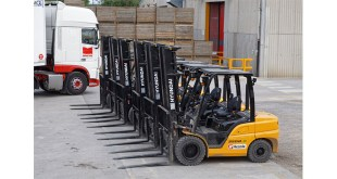 Braegate contract is no small potatoes for Hessle Fork Trucks