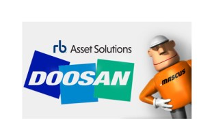 Doosan Infracore Europe partners with Ritchie Bros
