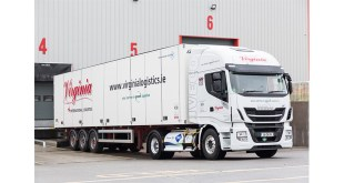 International logistics operator chooses Ekeri trailer for secure and flexible loading