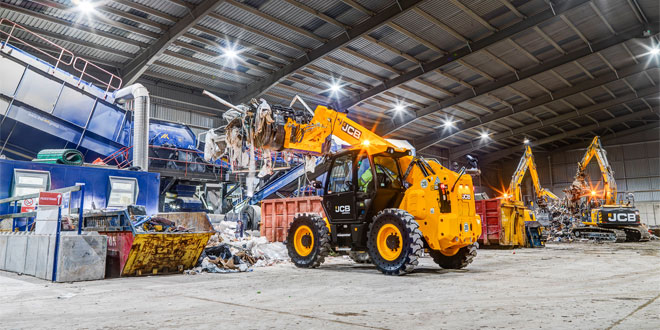 JCB excavators join family firm's fleet