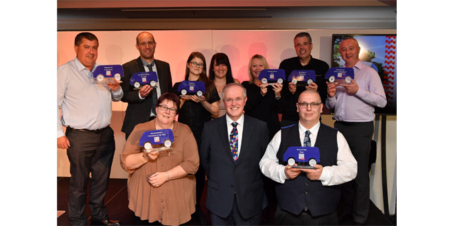 UKS FINEST VAN OPERATORS AND DRIVERS RECOGNISED AT FTA VAN EXCELLENCE AWARDS