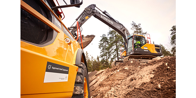 5 easy ways to increase machine resale value by Volvo Construction Equipment