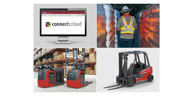Linde shows LogiMat visitors how to optimize their intralogistics processes