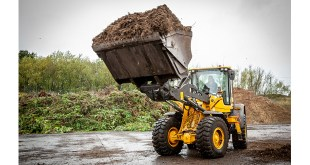 Volvo values maintained at Greener Composting Ltd