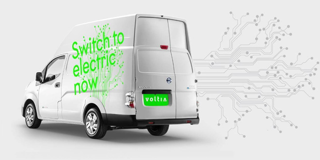 Bevan Group enters the electric vehicle arena with high volume Nissan e-NV200 conversion