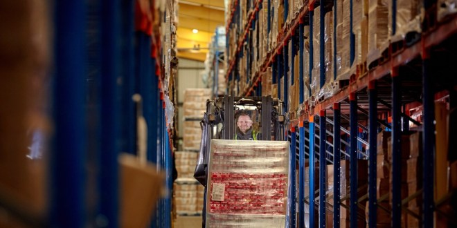 NORTHERN WAREHOUSING COMPANY SET TO CONTINUE EXCEPTIONAL GROWTH