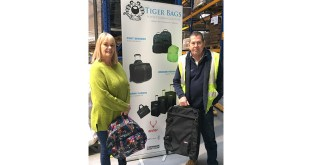 Tigerbags enjoying significant growth with the support of Moody Logistics