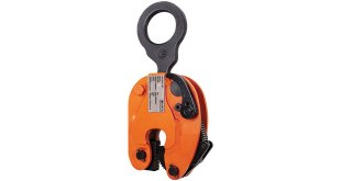 Caldwell Vertical Clamp for Lifting, Turning Curved Loads