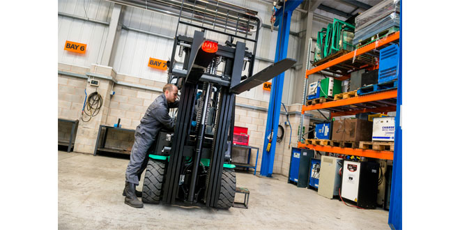 Don't risk forklift downtime