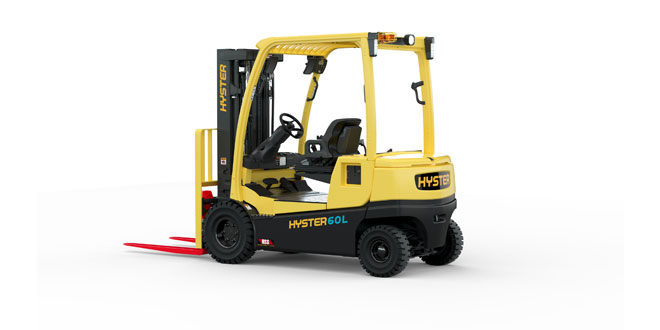 Hyster® lift truck nominated for IFOY AWARD