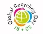 Global Recycling Day 2020 logo