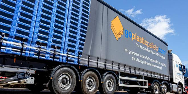 Goplasticpallets confirms Essential Business status for keeping supply chains moving