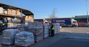 BIRMINGHAM BASED LOGISTICS COMPANY INTERNATION FORWARDINGPROVIDES VITAL SUPPORT TO NHS DURING COVID-19 CRISIS