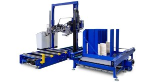 Mosca offers strapping system for large volume timber products