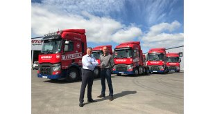 NOTTINGHAMSHIRE HAULIER SUPPORTS NHS DURING COVID-19 PANDEMIC