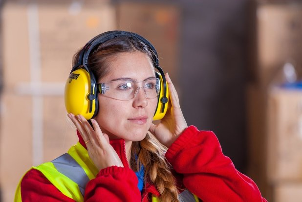 Work with employees for a safer workplace