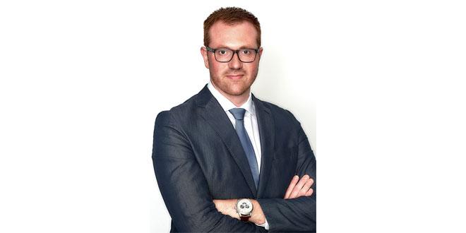 Alexander Baal Director of Sales Operations at Jungheinrich UK