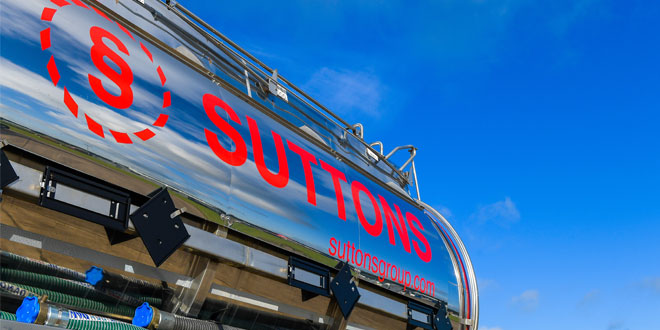 SUTTONS TANKERS DISTRIBUTES ETHANOL FOR HAND SANITISER TO FIGHT COVID-19