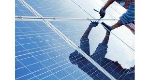 Self-generated solar energy for the forklift fleet