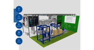 Virtual exhibition booth showcases Mosca solutions for automation and digitalisation
