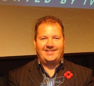Bullet Express CEO David McCutcheon