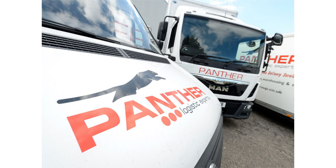 PANTHER WAREHOUSING LAUNCHES NEXT-DAY