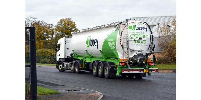 SABIC Awards Abbey Logistics Plastics Distribution Contract