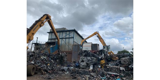 Wards multi million investment maximises metal processing capacity
