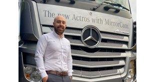 Chris Baker set to Lead Service Team at Rygor new Heathrow Truck Centre