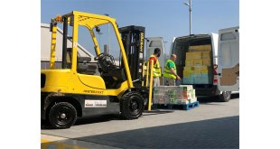 Forklift company Hiremech gives back to the local community