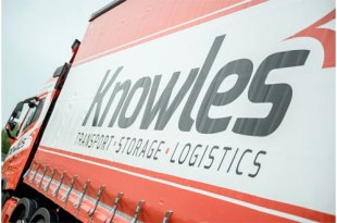 KNOWLES TRANSPORT IN STRONG POSITION TO MOVE INTO