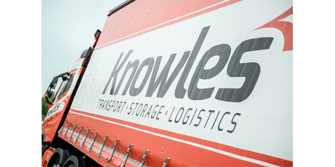 Knowles Transport in strong position to move into e-commerce sector
