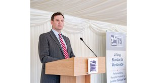 Ross Moloney Parliamentary Reception