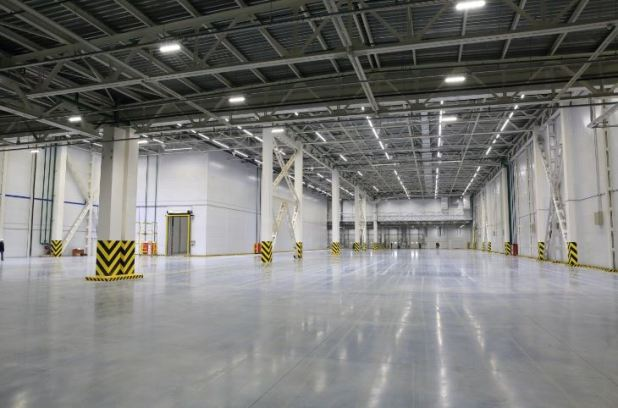 Flexible warehousing