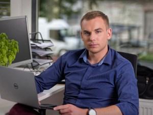 Karl H Lauri managing team member at MRPeasy