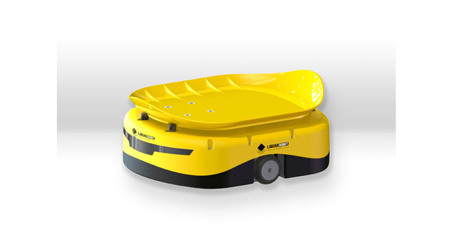 LiBiao's 'Mini Yellow' mobile robots bring game-changing sorting solution to Europe