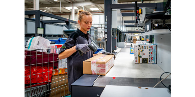 Quadient brings fast automated perfect size packaging technology to IntraLogisteX 2020