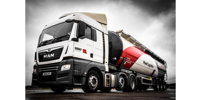 Bibby Distribution refreshes its fleet with £14 million investment