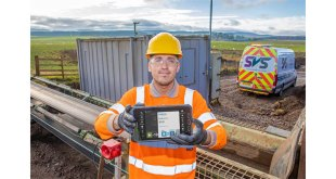 BigChange Mobile Technology Helps SVS Engineers Keep Industry Rolling