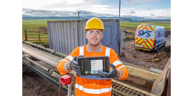 BigChange Mobile Technology Helps SVS Engineers Keep Industry Rolling