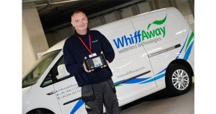 BigChange Mobile Workforce Technology Helps WhiffAway Clean Up